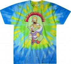 The Simpsons Ahhhh! - Liquid Blue