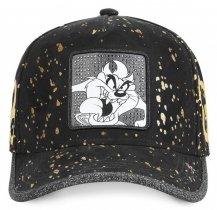 Taz Gold Looney Tunes - Czapka z daszkiem Capslab