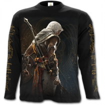 Origins - Bayek- Assassins - Longsleeve Spiral