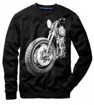 Motorbike Black - Bluza Underworld