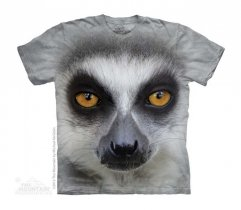 Big Face Ring Tailed Lemur - The Mountain - Junior