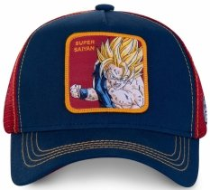 Super Saiyan Dragon Ball - Czapka Capslab