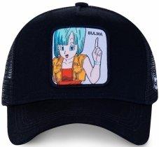Bulma Black Dragon Ball - Czapka z daszkiem Capslab