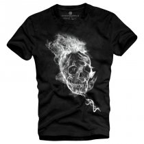 Smoke skull Black - Underworld