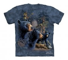Find 13 Black Bears - The Mountain - Junior