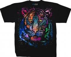 Cosmic Tiger - Liquid Blue