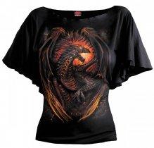 Dragon Furnace Bat - Spiral - Damska