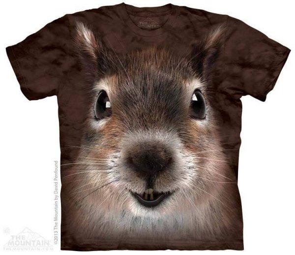 Squirrel Face - Wiewiórka - The Mountain
