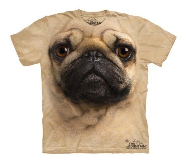 Pug Face - The Mountain - Junior