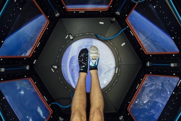 Space Trip - Krátké Ponožky - Many Mornings