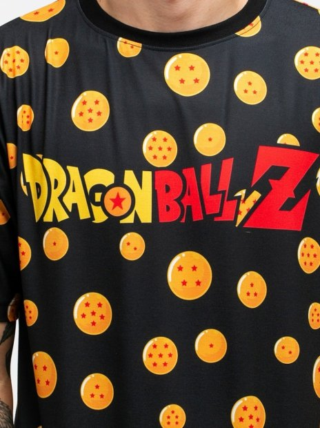 Logo Balls Pattern - Dragon Ball
