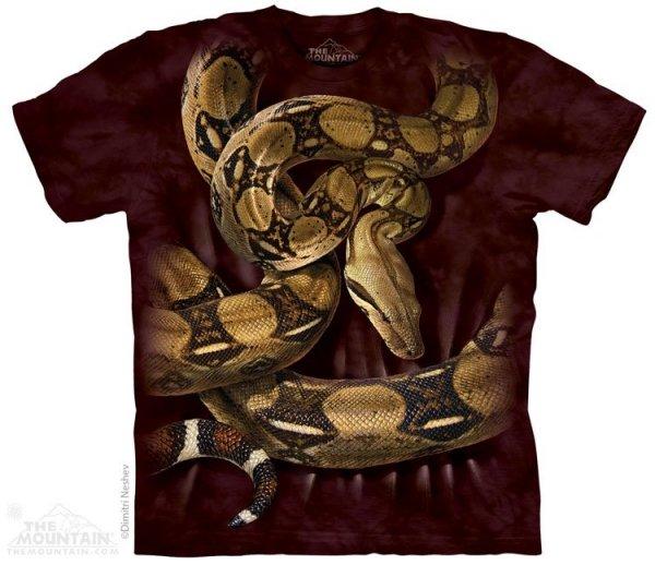 Boa Constrictor - T-shirt The Mountain