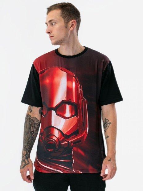 Antman Comics Face - Marvel