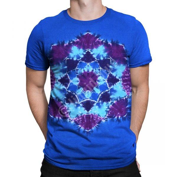 Blue Mandala - Liquid Blue