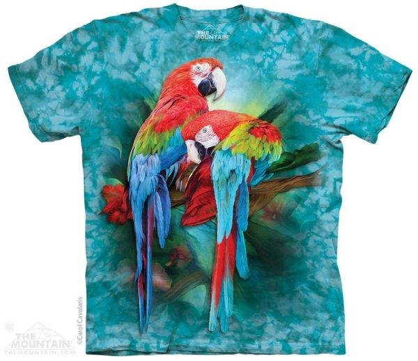 Macaw Mates  - T-shirt The Mountain