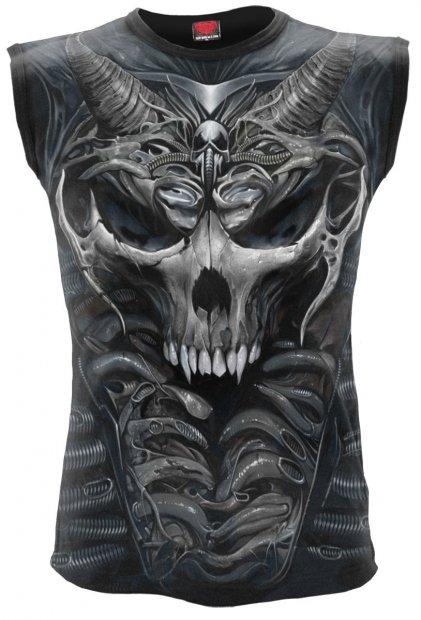 Skull Armour - Sleeveless – Spiral