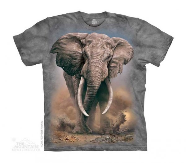 African Elephant - The Mountain - Junior