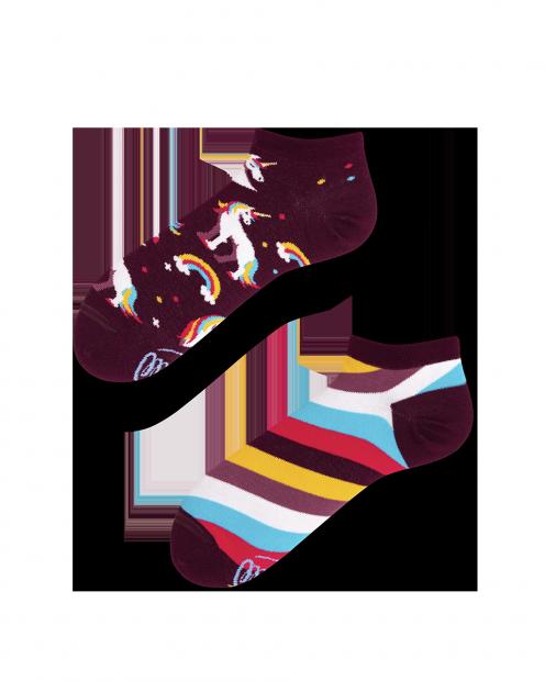 The Unicorn - Krátké Ponožky - Many Mornings