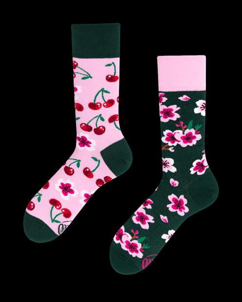 Cherry Blossom - Ponožky - Many Mornings