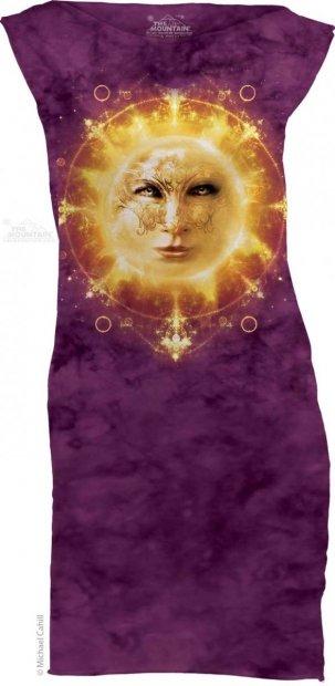 Sun Face - Šaty The Mountain