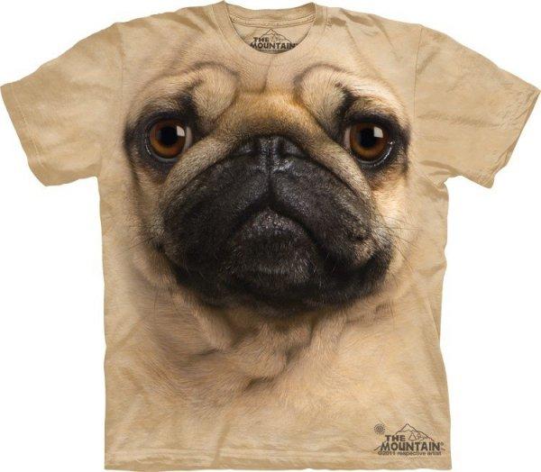 Pug Face - The Mountain