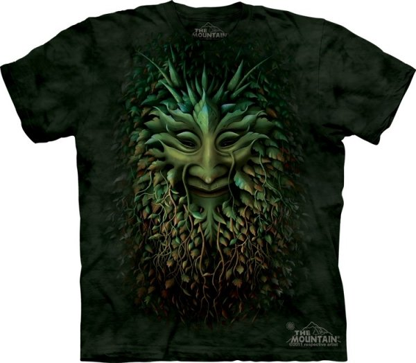 Greenman -  The Mountain