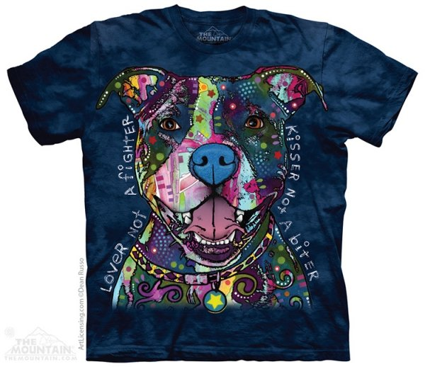 Russo Kisser - Pit Bull - The Mountain