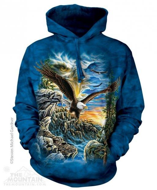 Find 11 Eagles - Bluza The Mountain
