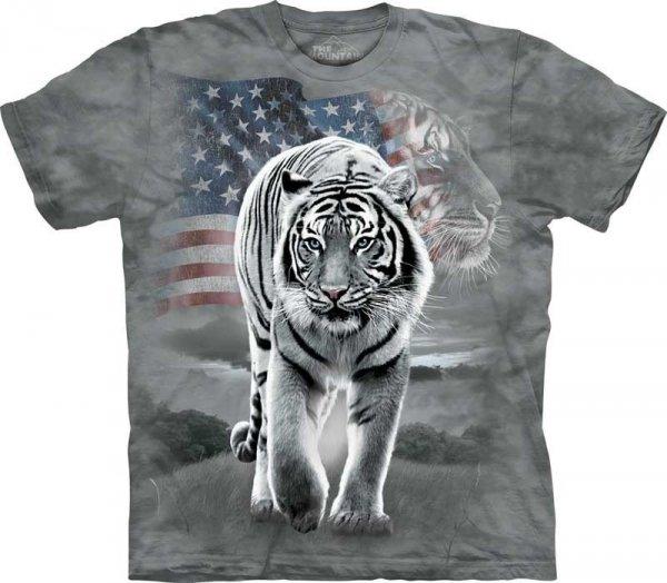 Patriotic Tiger - The Mountain