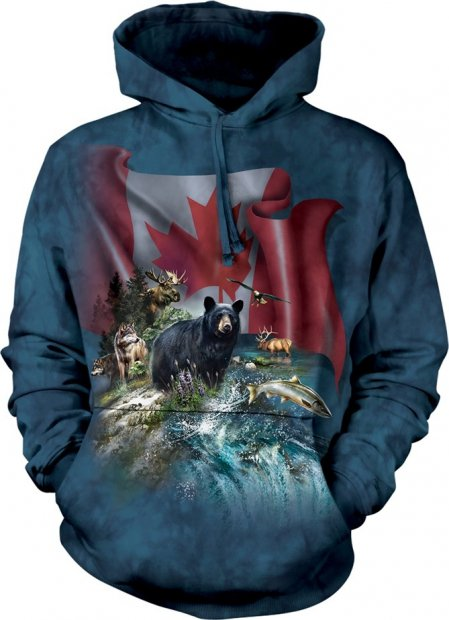 Canada The Beautiful - Bluza The Mountain
