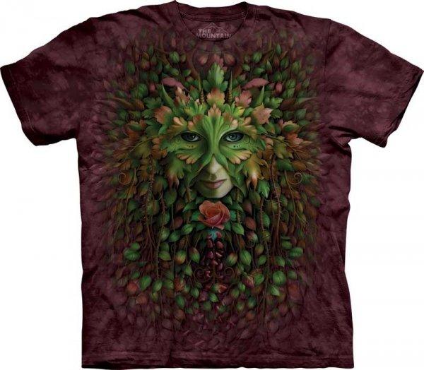 Green Woman -  The Mountain