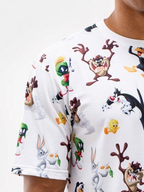 Crew All Pattern - Looney Tunes