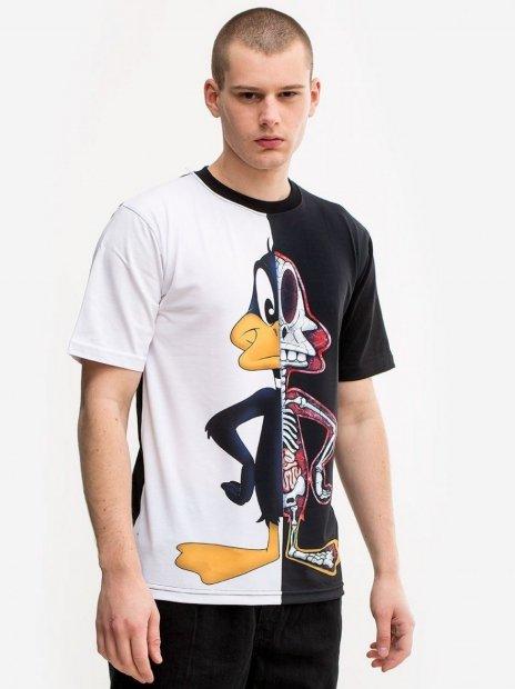 Daffy Double X-ray- Looney Tunes