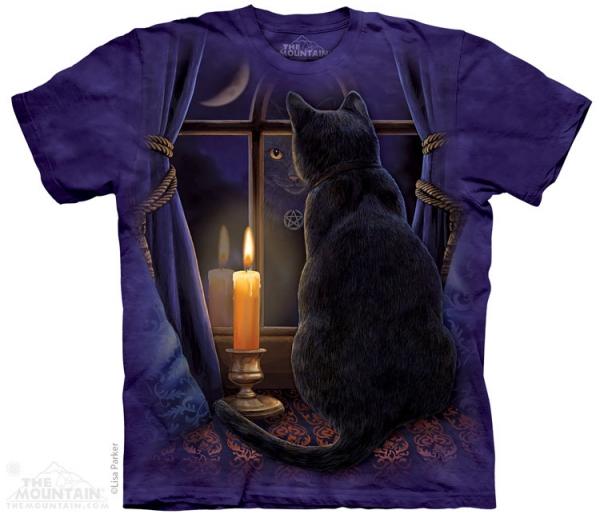 Midnight Vigil - T-shirt The Mountain