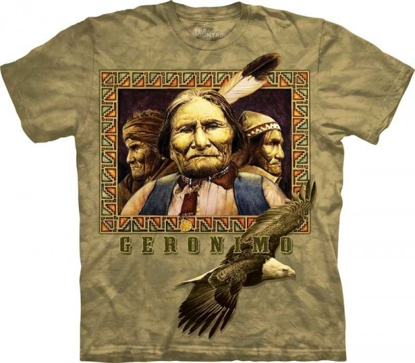 Geronimo - The Mountain