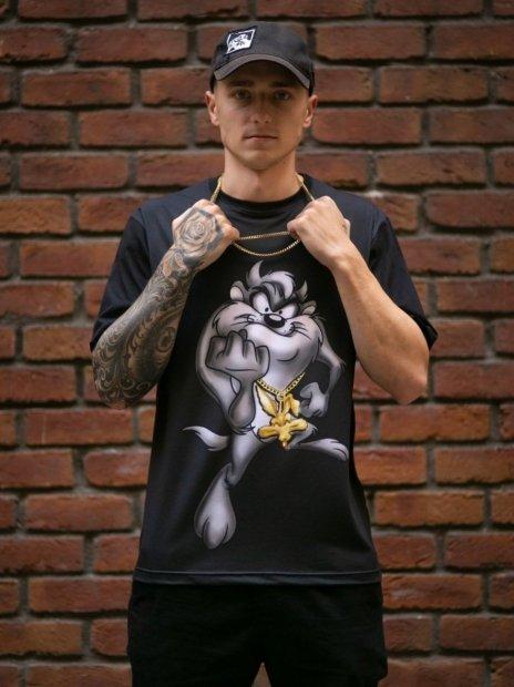 Taz Koyote Gold Chain - Looney Tunes