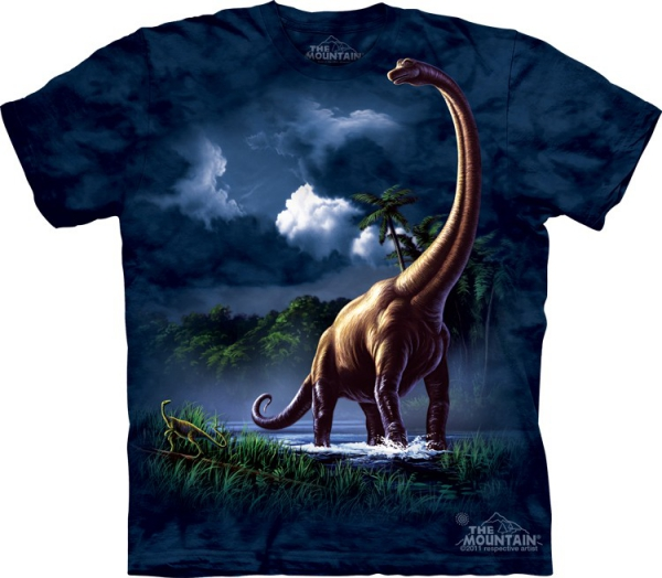 Brachiosaurus  - The Mountain