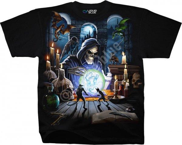 Reaper Spell - Liquid Blue