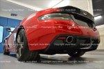 Aston Martin DB9 DBS Carbon rear bumper diffuser