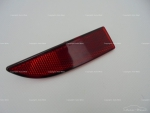 Aston Martin DB9 DBS Virage Vantage LH rear red reflector