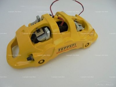 Ferrari 488 GTB F154 Front left brake caliper complete with pads