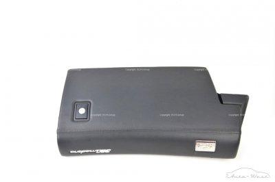 Ferrari 360 Modena F131 F133B LHD Glovebox glove box black leather