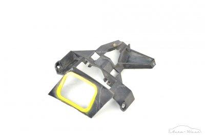 Ferrari F430 430 Spider Coupe Left headlight washer holder bracket mount yellow