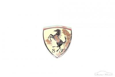 Ferrari 458 Italia F142 Wing fender badge emblem