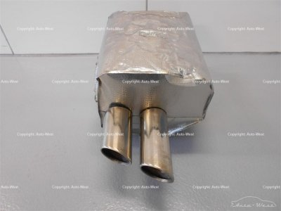 Ferrari 456 F116 456M GT GTA Left exhaust muffler silencer