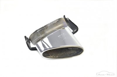 Bentley Continental GT GTC Flying Spur Right exhaust tip end pipe