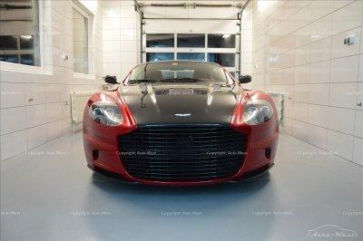 Aston Martin DB9 DBS Front grille bumper conversion front carbon kit