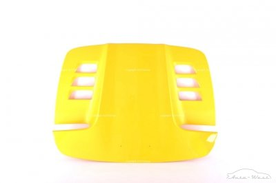 Ferrari 458 Italia Spider F142 OEM rear engine bonnet hood lid yellow