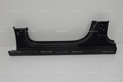 Bentley Continental Flying Spur Left side sill member rocker panel