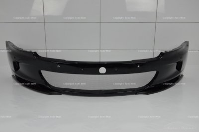 Aston Martin DBS DB9 Complete front bumper with grilles and carbon splitters
